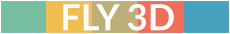 Fly3D Logo
